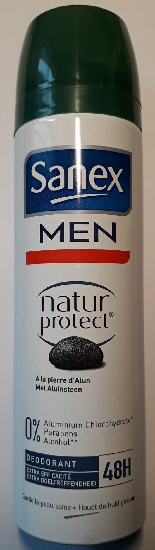 Sanex Men natur protect® - Product - fr