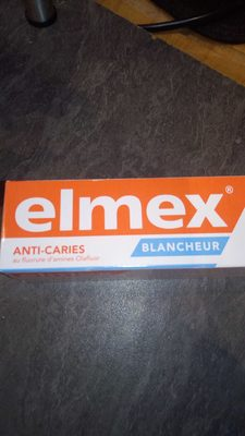 Anti-caries Blancheur - Product - fr