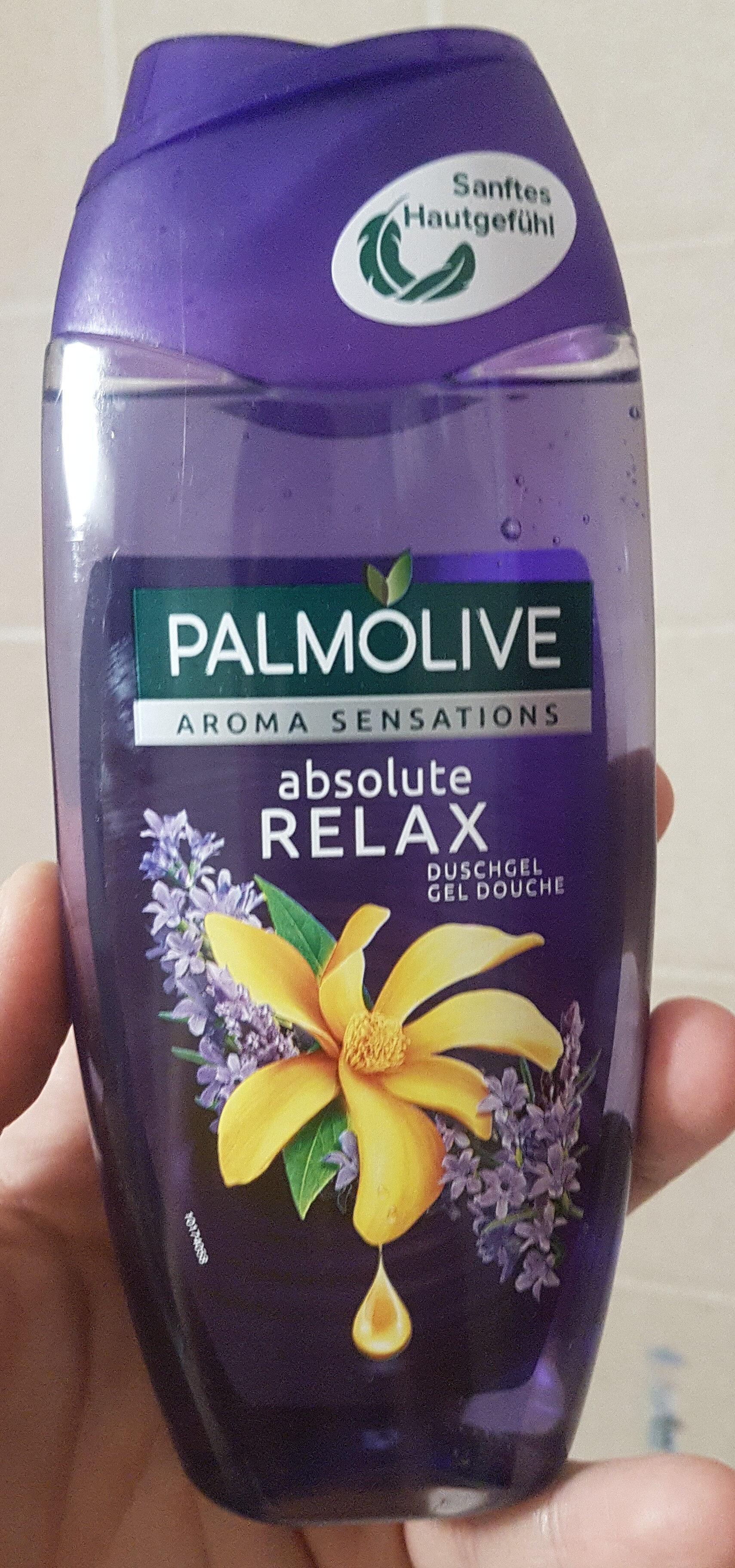 aroma sensation absolute relax Duschgel - Produit - de