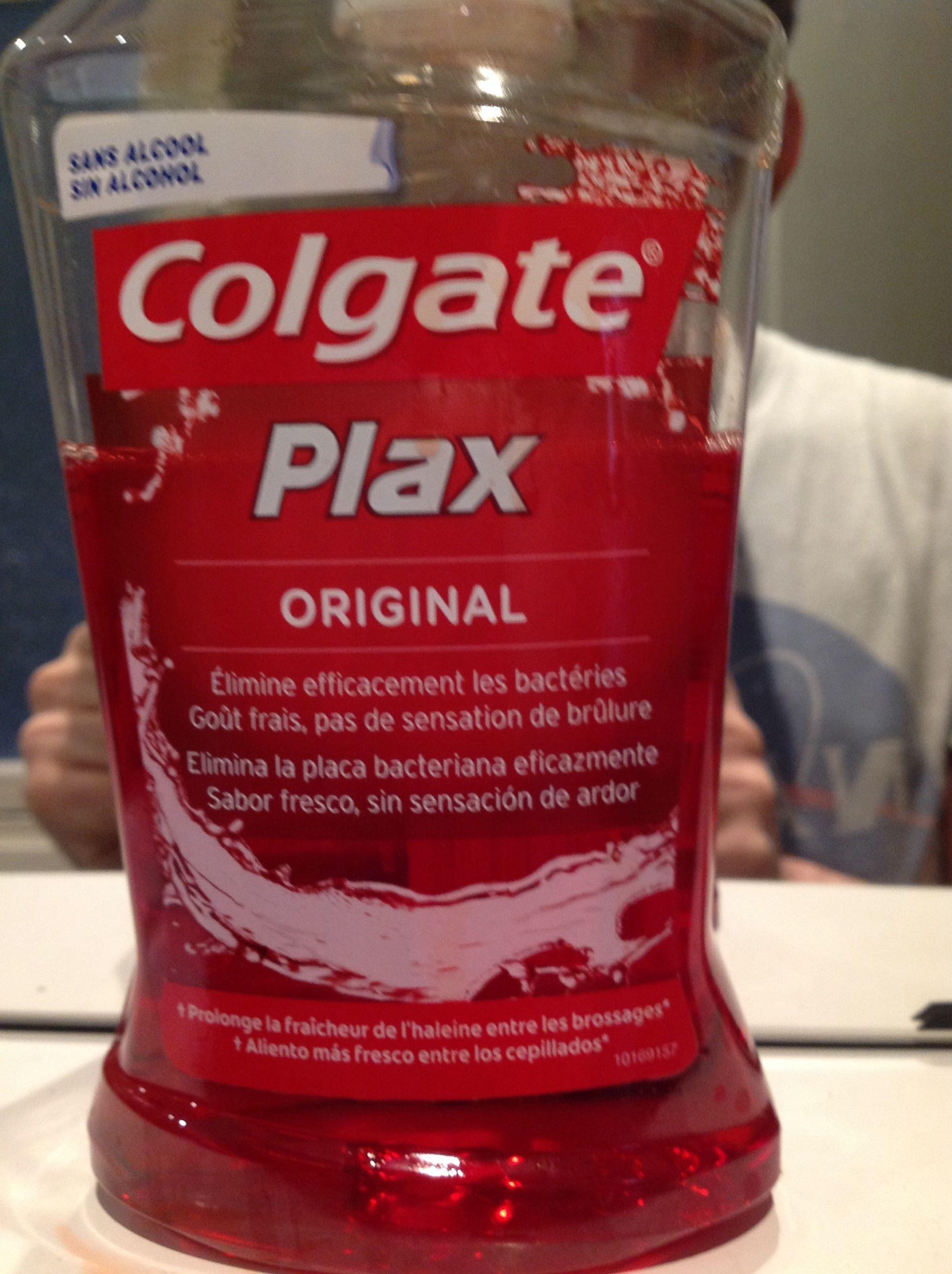 Plax Original - Produit - fr
