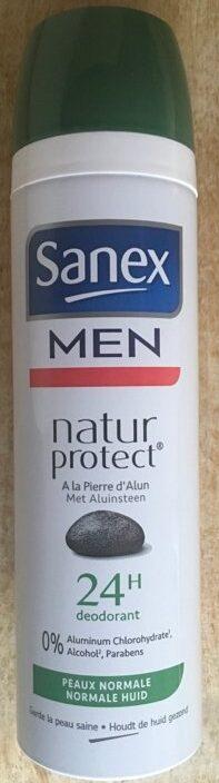 Natur Protect pierre d'Alun 24h - Produit
