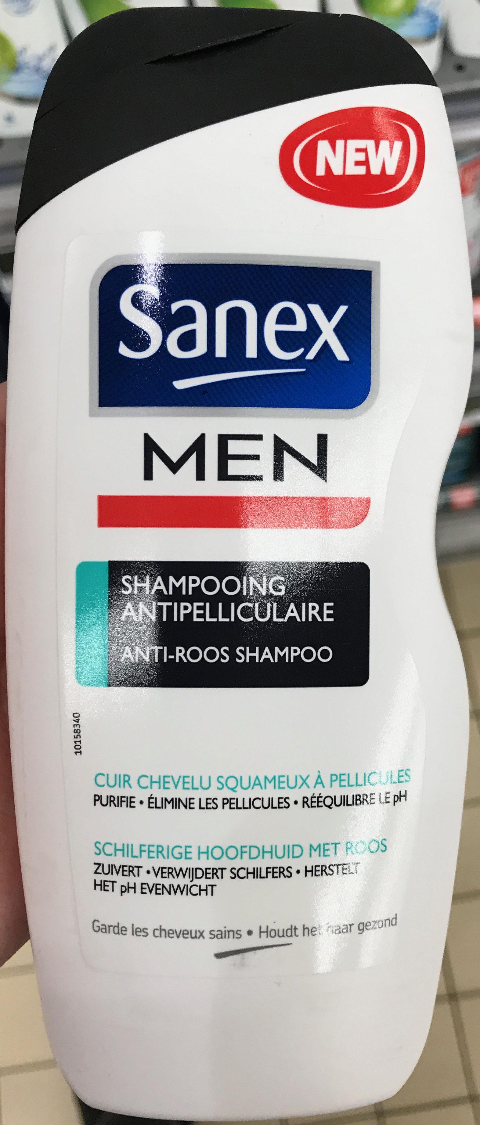 Men Shampooing Antipelliculaire - Produit - fr
