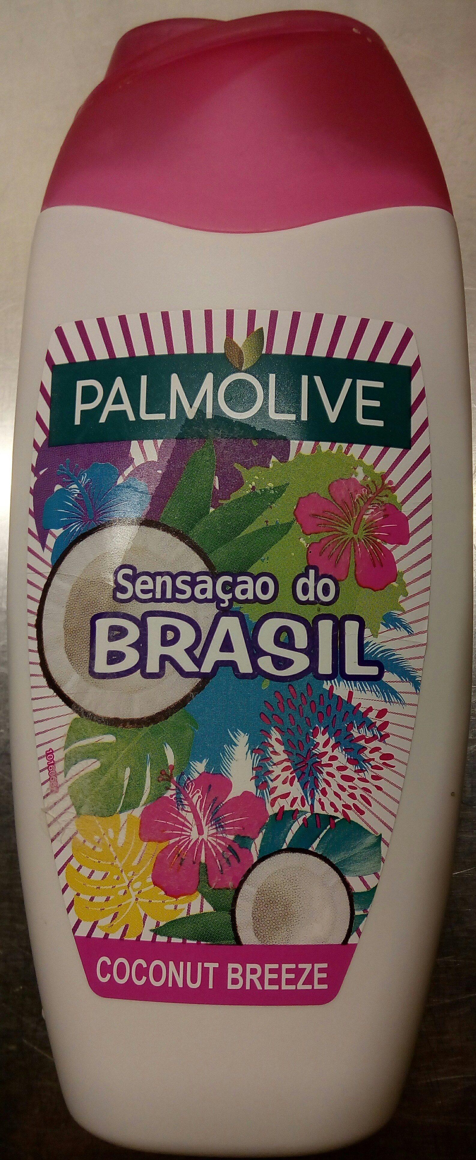 Palmolive Sensaçao do Brasil Coconut Breeze - Продукт - en