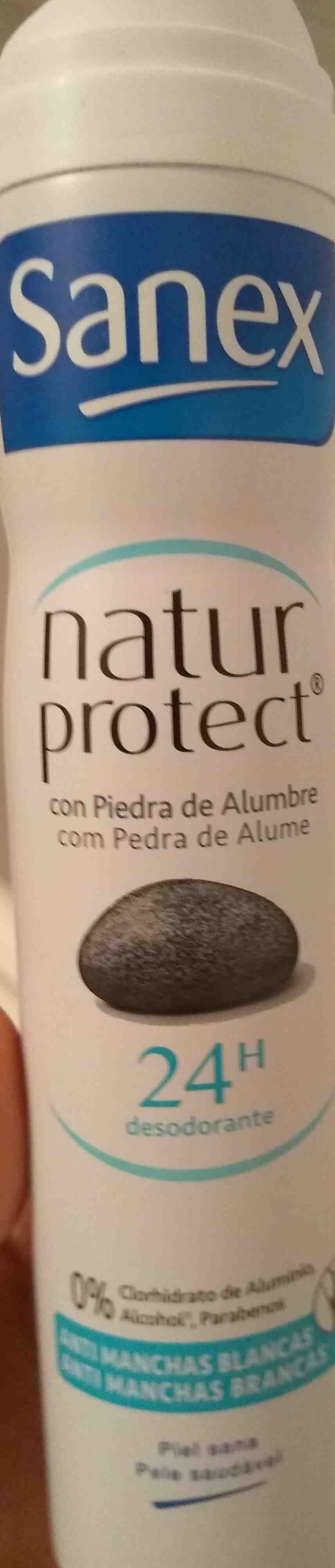 Sanex natural proyect desodorante - Product