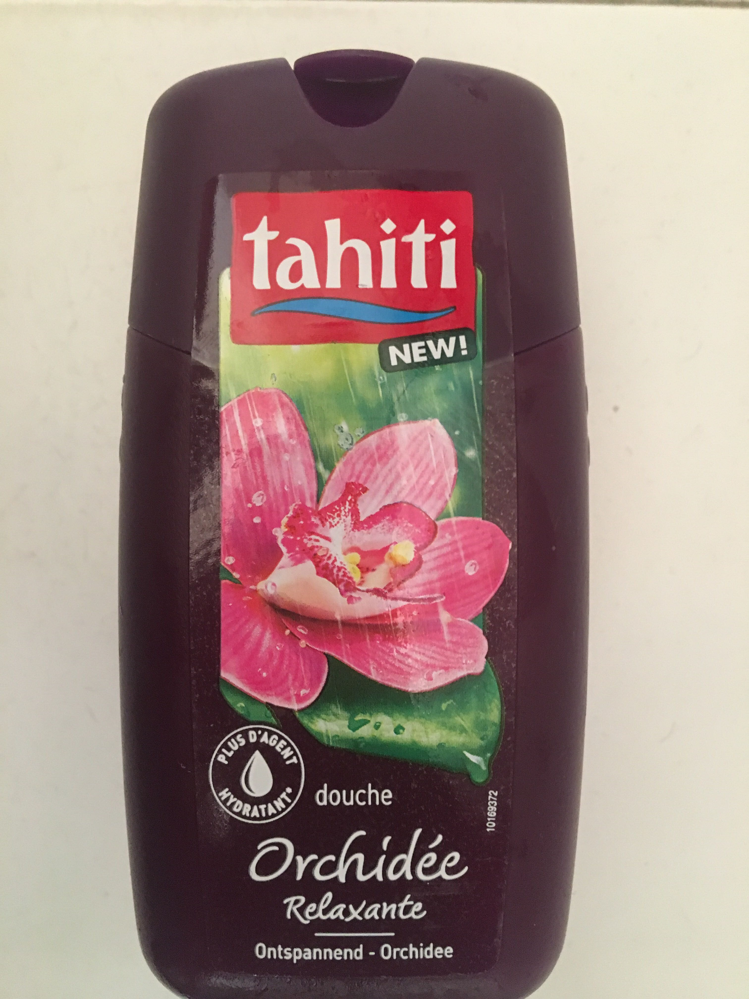 Tahiti douche - Orchidée relaxante - Product - fr