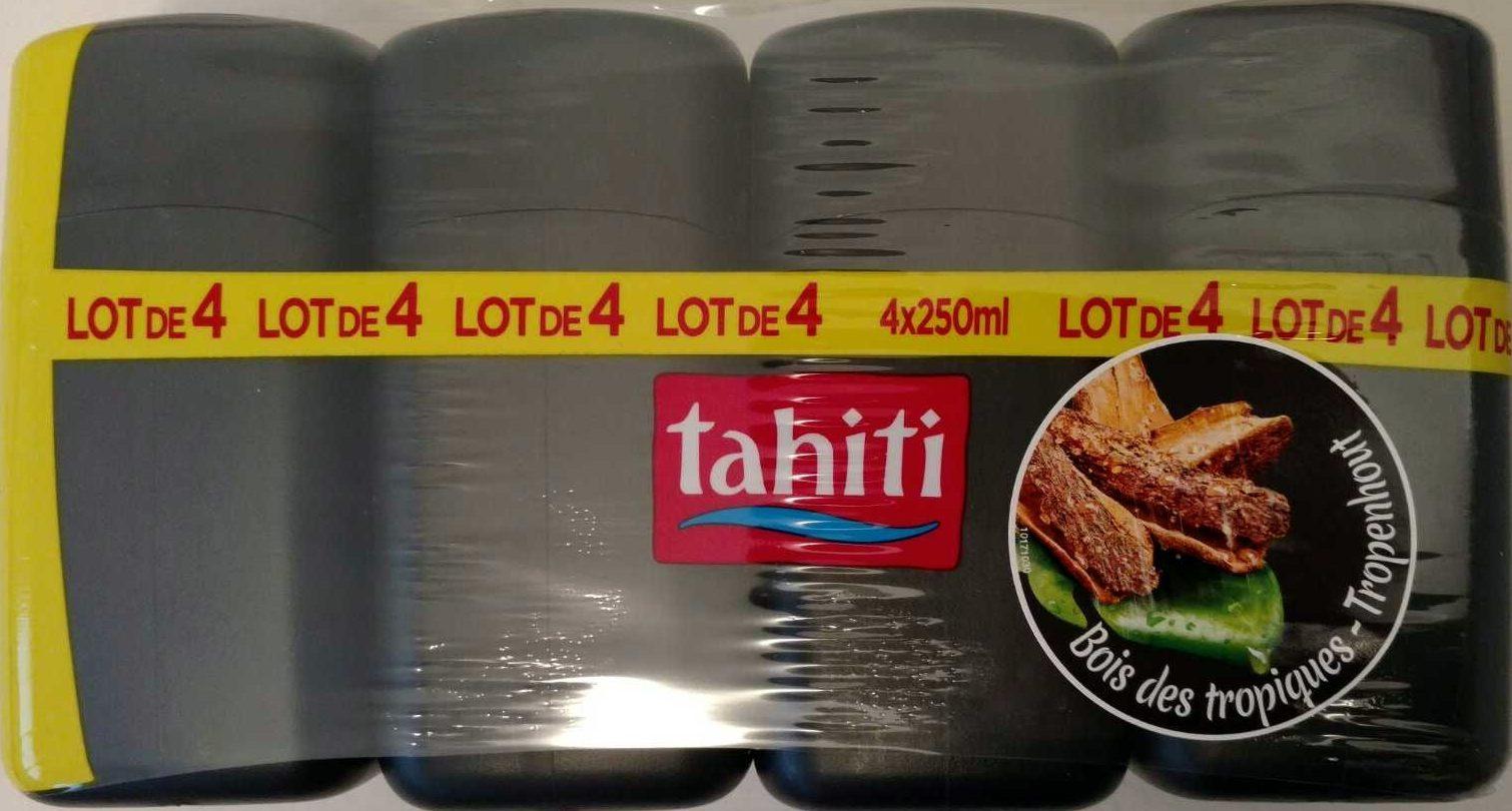 Bois des tropiques (lot de 4) - Product