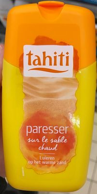 Paresser sur le sable chaud - Product