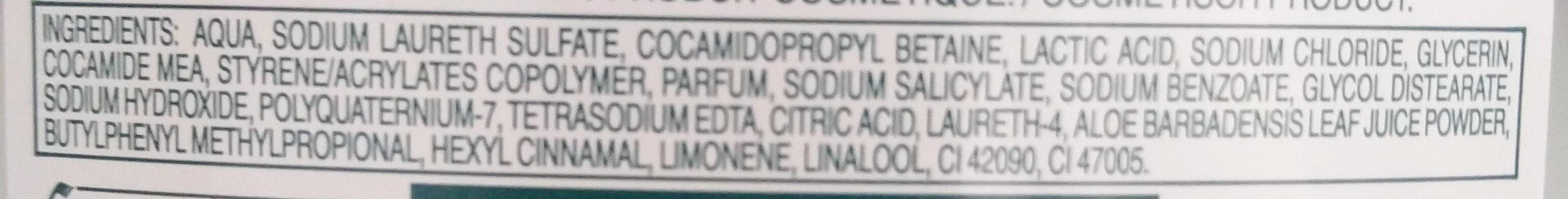 Hygiene - Plus (sensitive) - Ingredients - de