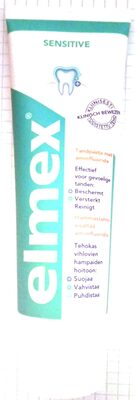 Sensitive Toothpaste with Aminfluoride - Product - en