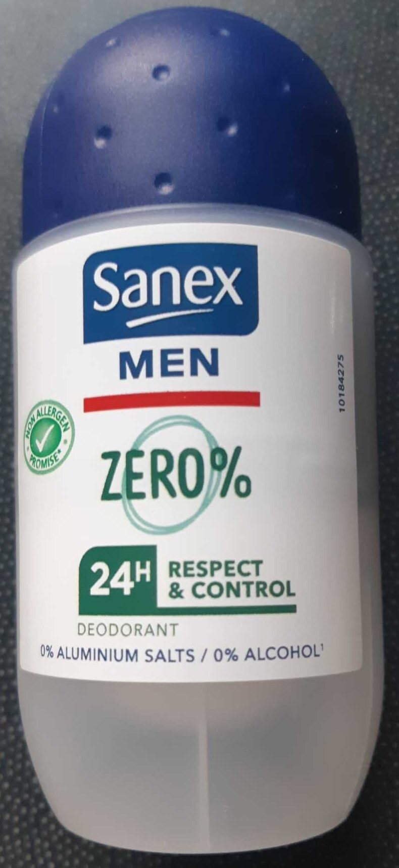 Sanex men 0% deodorant - Product