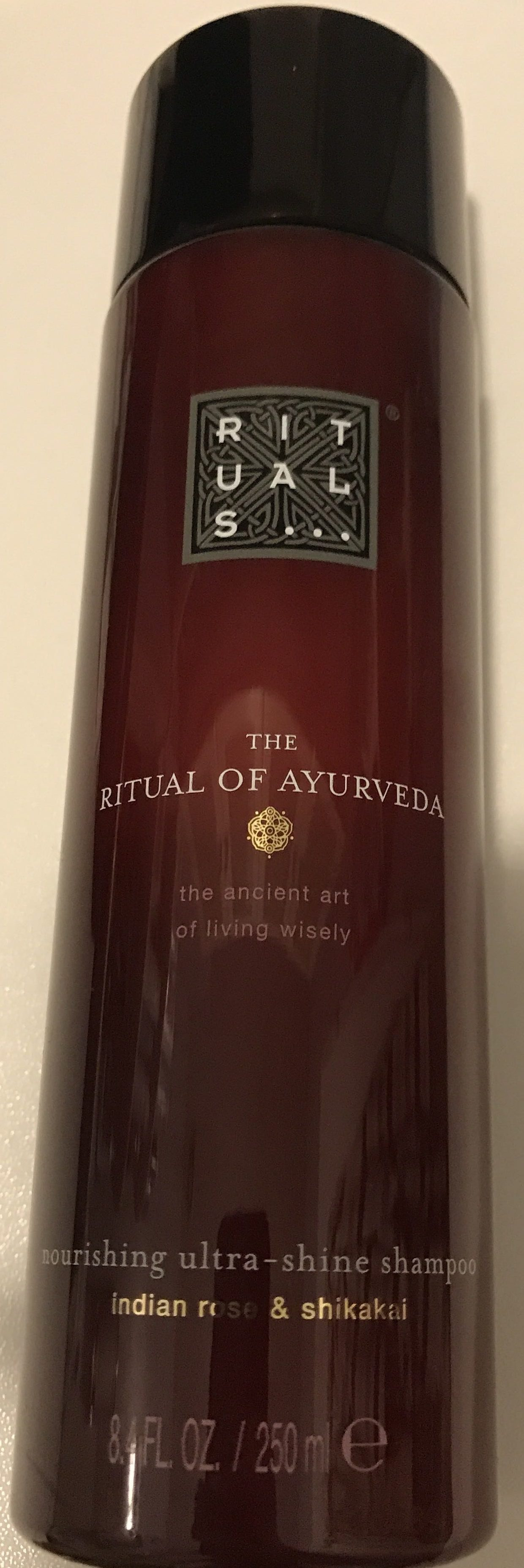 The Ritual of Ayurveda Nourishing Ultra-Shine Shampoo - Product