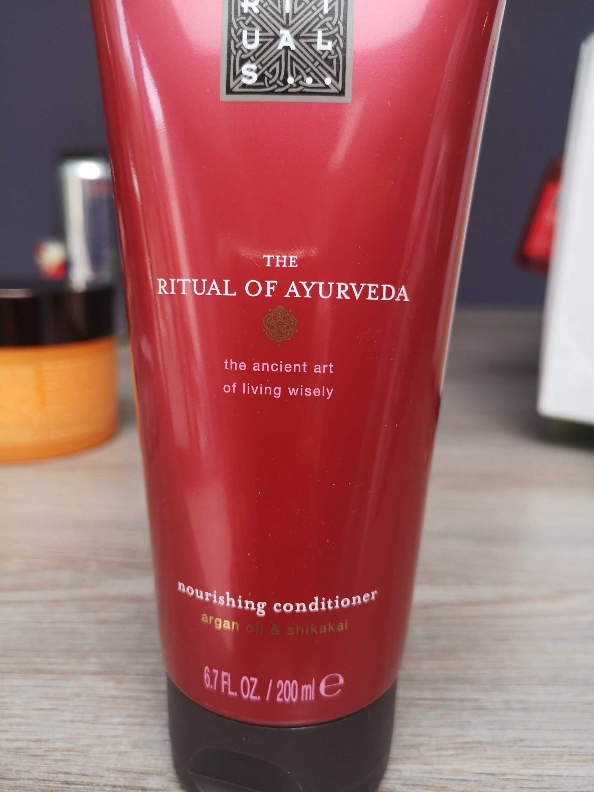 Après shampooing The Ritual Of Ayurveda - Product