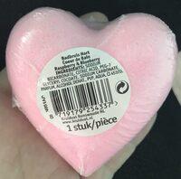 Coeur de Bain Raspberry & Blueberry - Product
