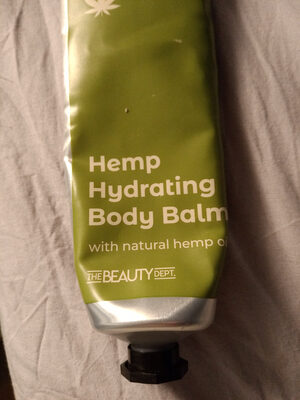 Hemp Hydrating Body Balm - Produit