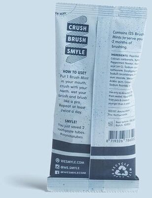 Smyle Toothpaste Tablets - Ingredients - en