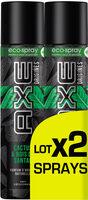 AXE Déodorant Homme Spray Origines Cactus Lot 2X75ml - Product - fr