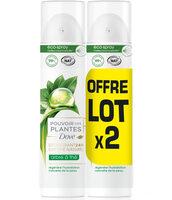 Dove Déodorant Femme Spray Pouvoir des Plantes Arbre à Thé 2x75ml - Product - fr