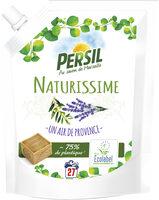 Persil Lessive Liquide Éco-Recharge Naturissime Un Air de Provence 1,485l 27 Lavages - Produit - fr