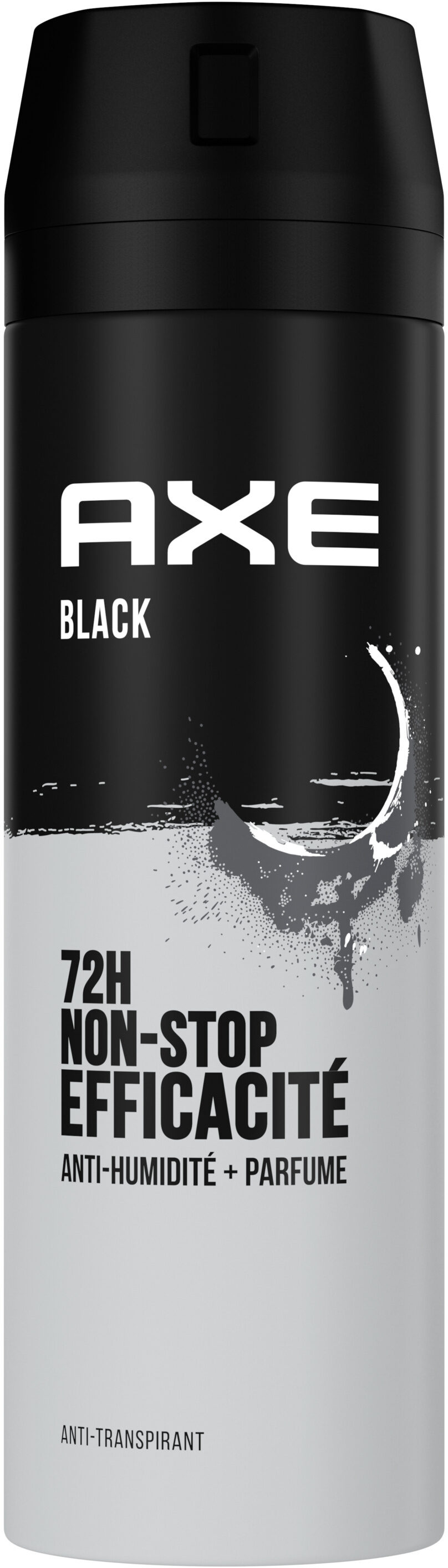 AXE Anti-Transpirant Homme Black 72h Anti-Humidité - Product - fr