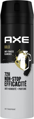 AXE Anti-Transpirant Homme Gold 72h Anti-Humidité - Product - fr