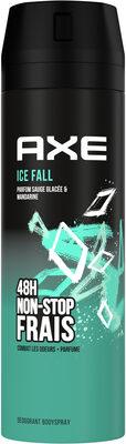 AXE Déodorant Homme Bodyspray Ice Fall 48h Non-Stop Frais - Produit - fr