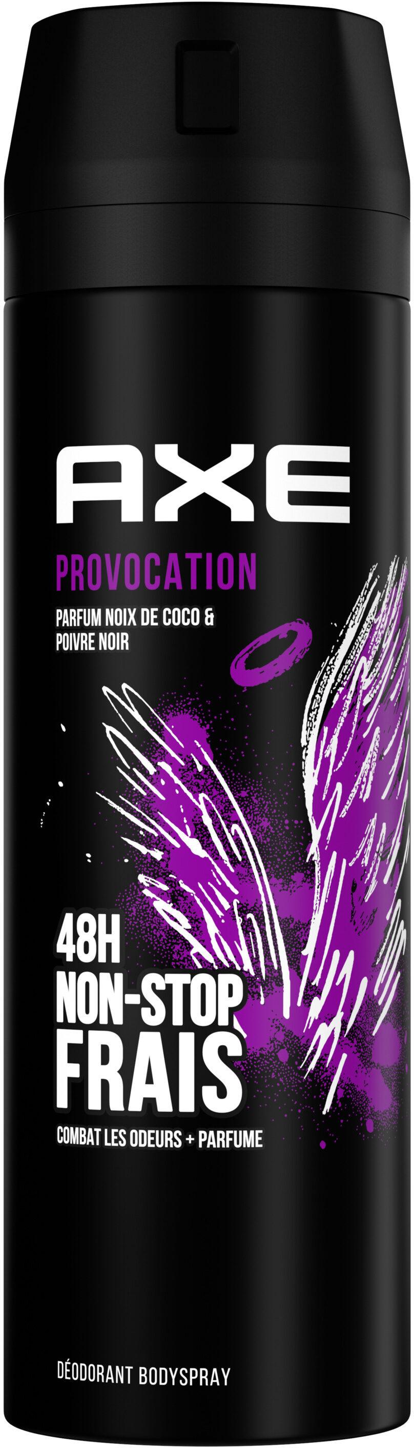 AXE Déodorant Homme Bodyspray Provocation 48h Non-Stop Frais - Product - fr