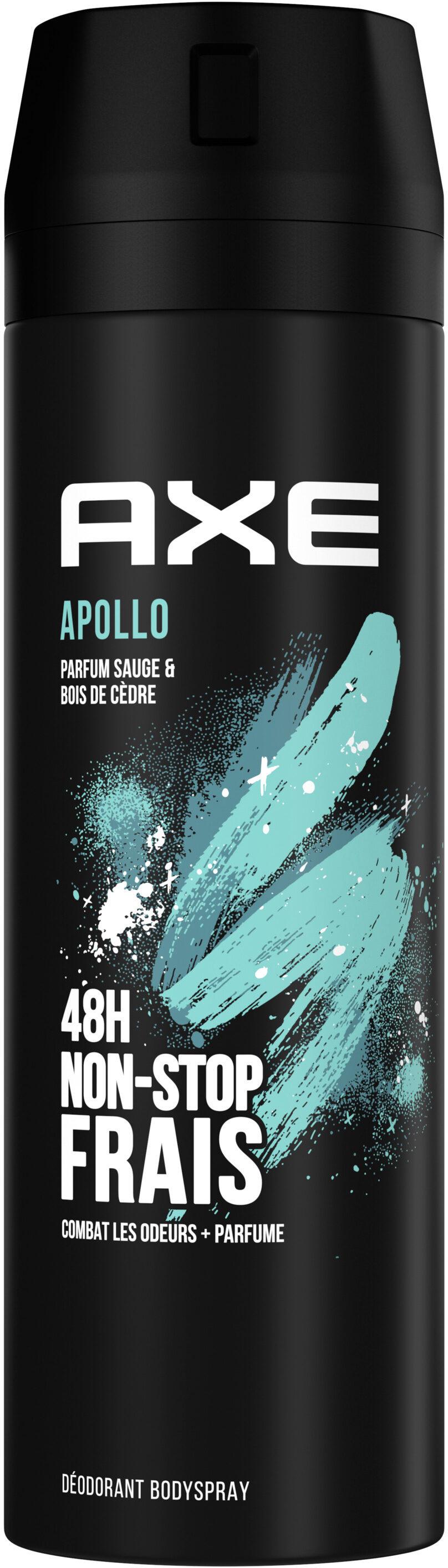 Axe Déodorant Bodyspray Apollo 48h Non-Stop Frais - Product - fr