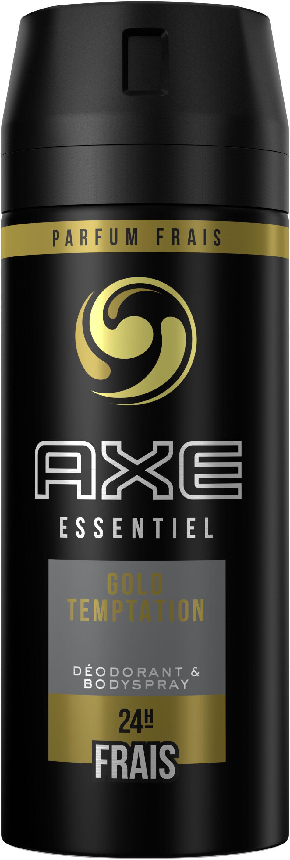 AXE Déodorant Gold Temptation - Product - fr
