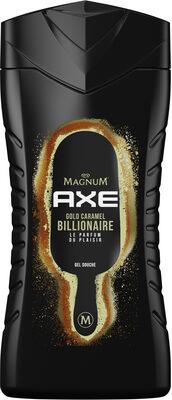 AXE Gel Douche Homme Magnum Gold Caramel Billionaire 12h Parfum Frais - Product - fr