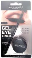 Gel Eye Liner Noir - Product - fr