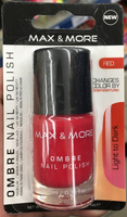 Ombre Nail Polish Red - Product - fr