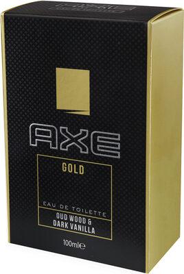 AXE Eau De Toilette Gold - Product - fr