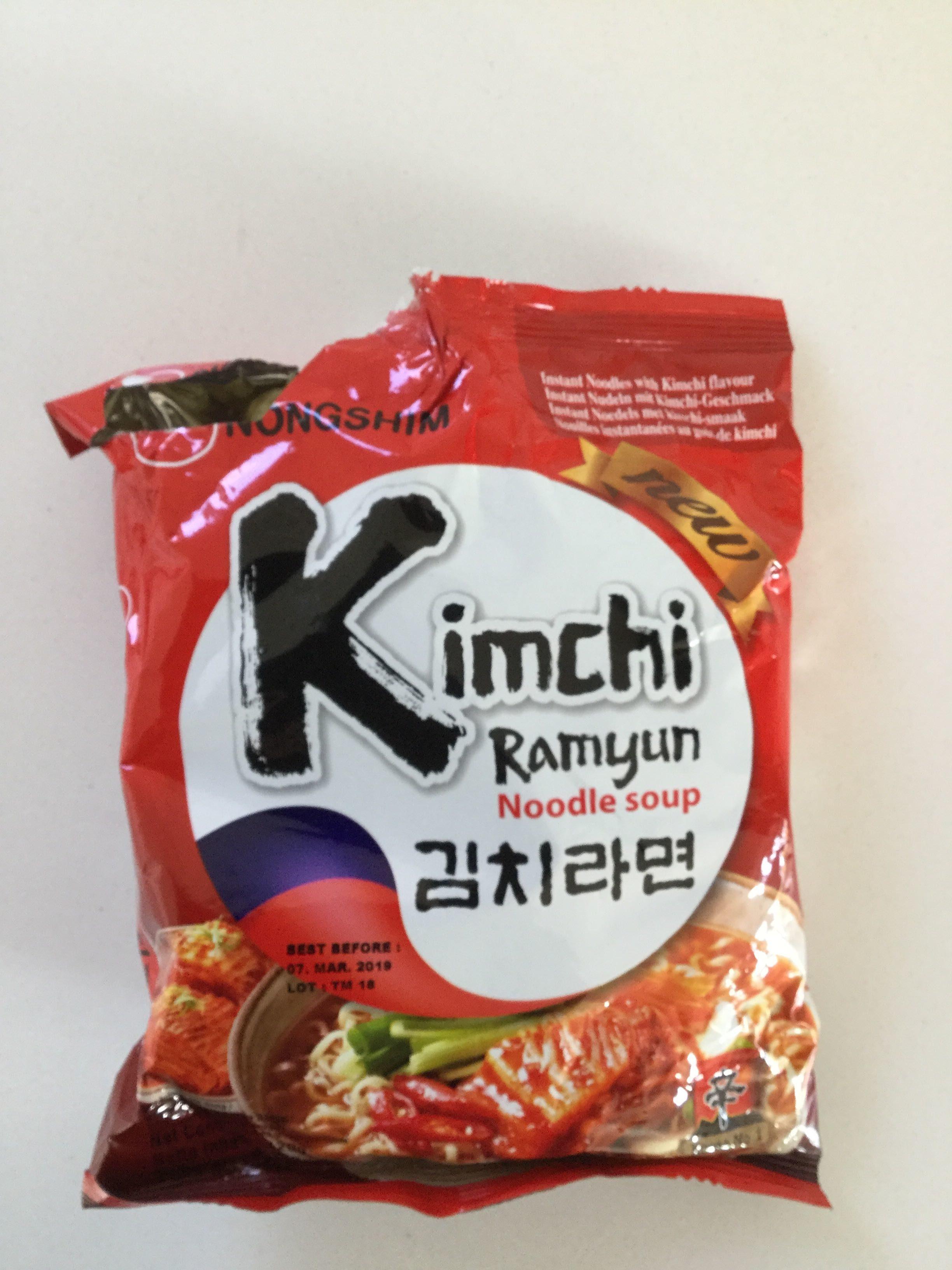Kimchi Ramyun - Product