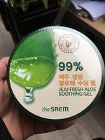 Aloe smoothing gel - Product - fr