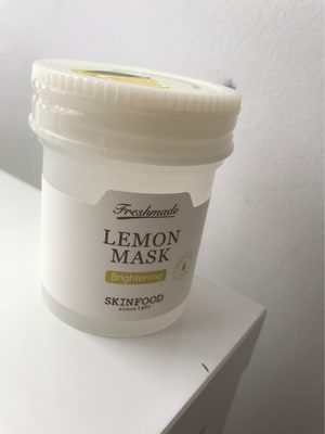 Skinfood Freshmade Lemon Mask Mascarilla Facial 90 ML - Produit - fr