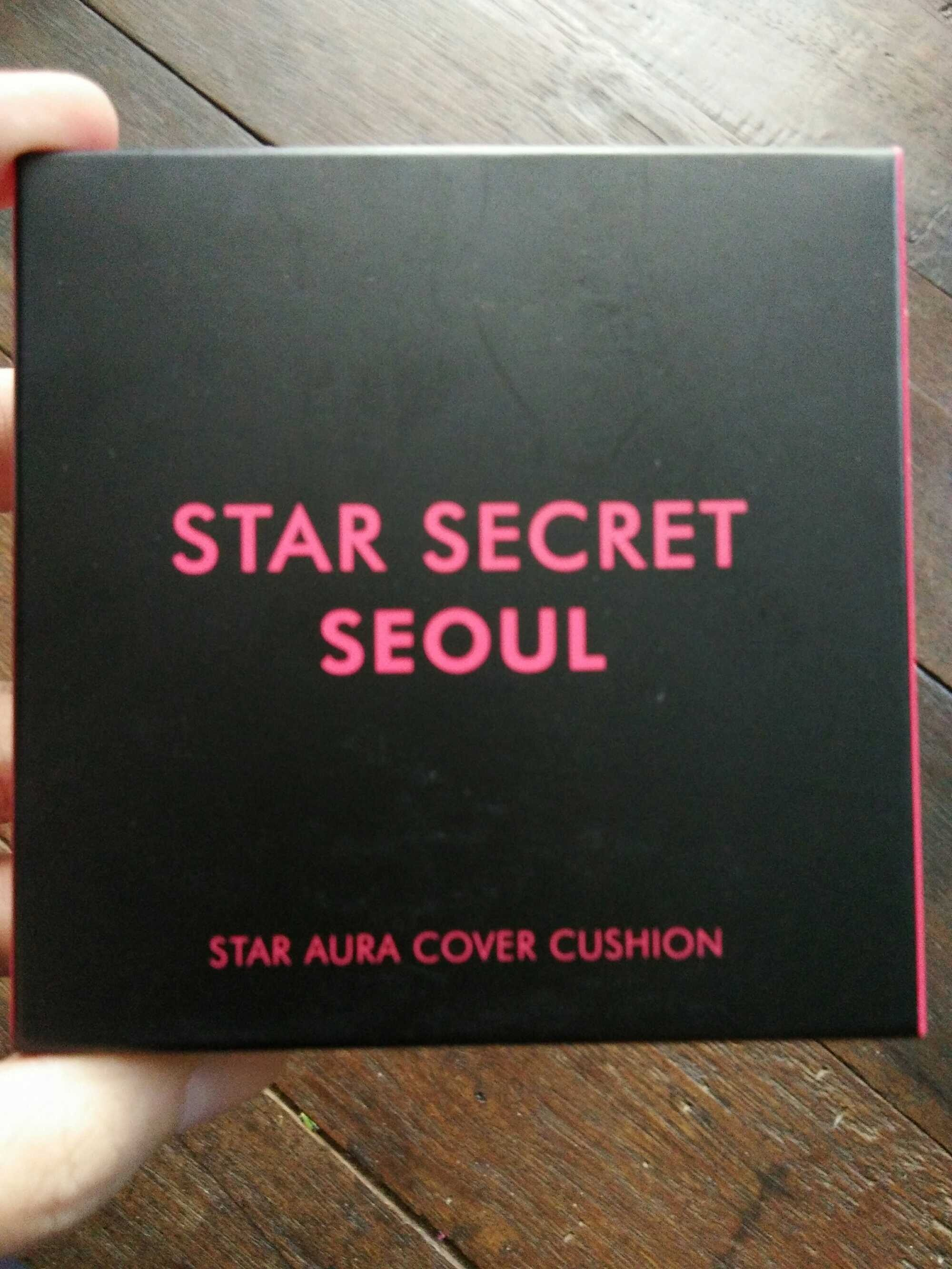 Star Aura Cover Cushion - Product - en