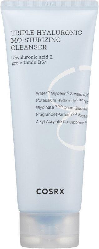 Hydrium Triple Hyaluronic Moisturizing Cleanser - Product - en