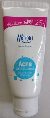 Facial Foam - Product - en