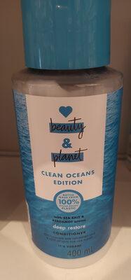 Clean Oceans Edition Deep Restore Conditioner - Produit - en