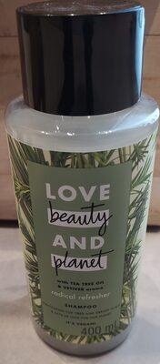 Tea Tree Oil & Vetiver Shampoo - Product - en