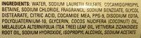 Tea Tree Oil & Vetiver Shampoo - Ingredients - en