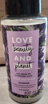 Argan Oil & Lavender Shampoo - Product - en