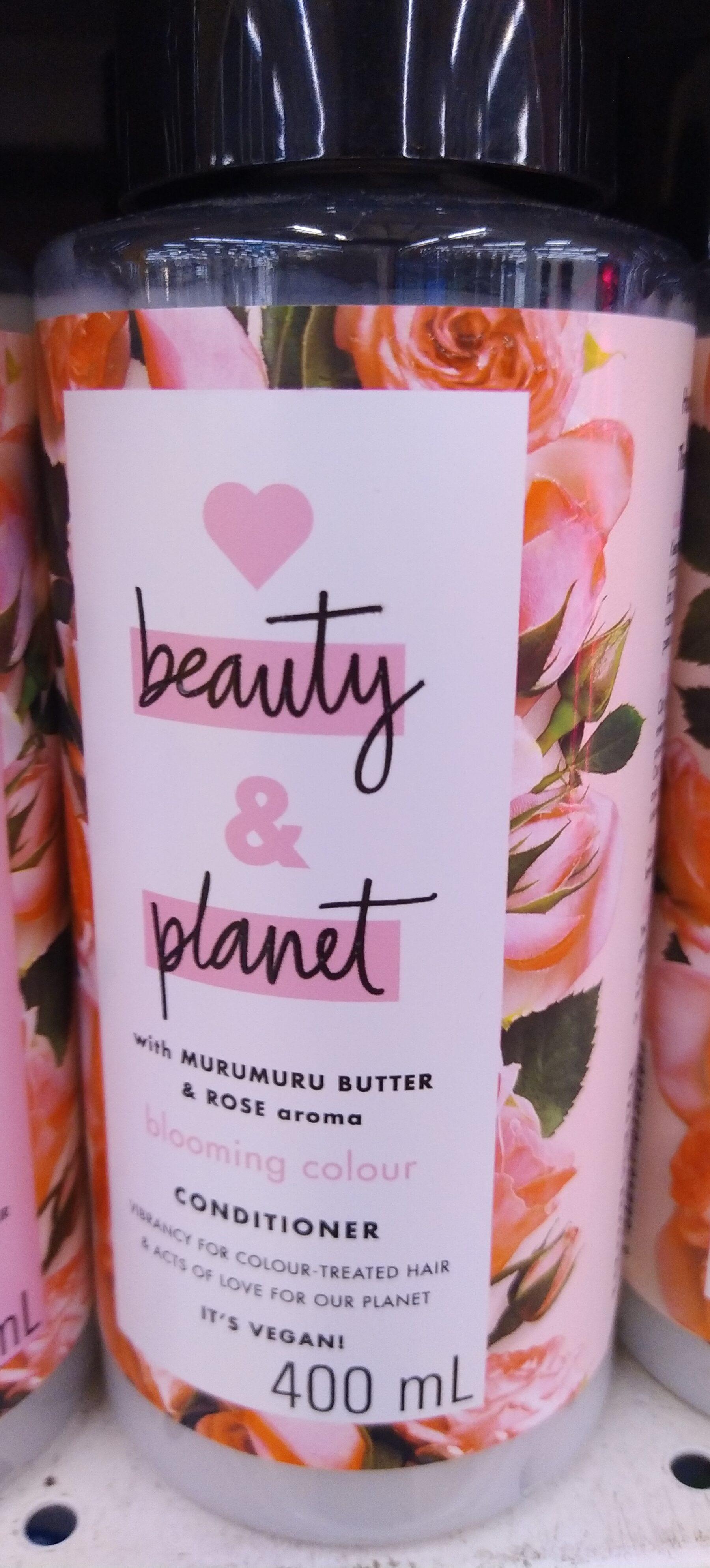 Murumuru Butter & Rose Shampoo - Product - en