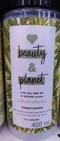 Tea Tree Oil & Vetiver Conditioner - Product - en