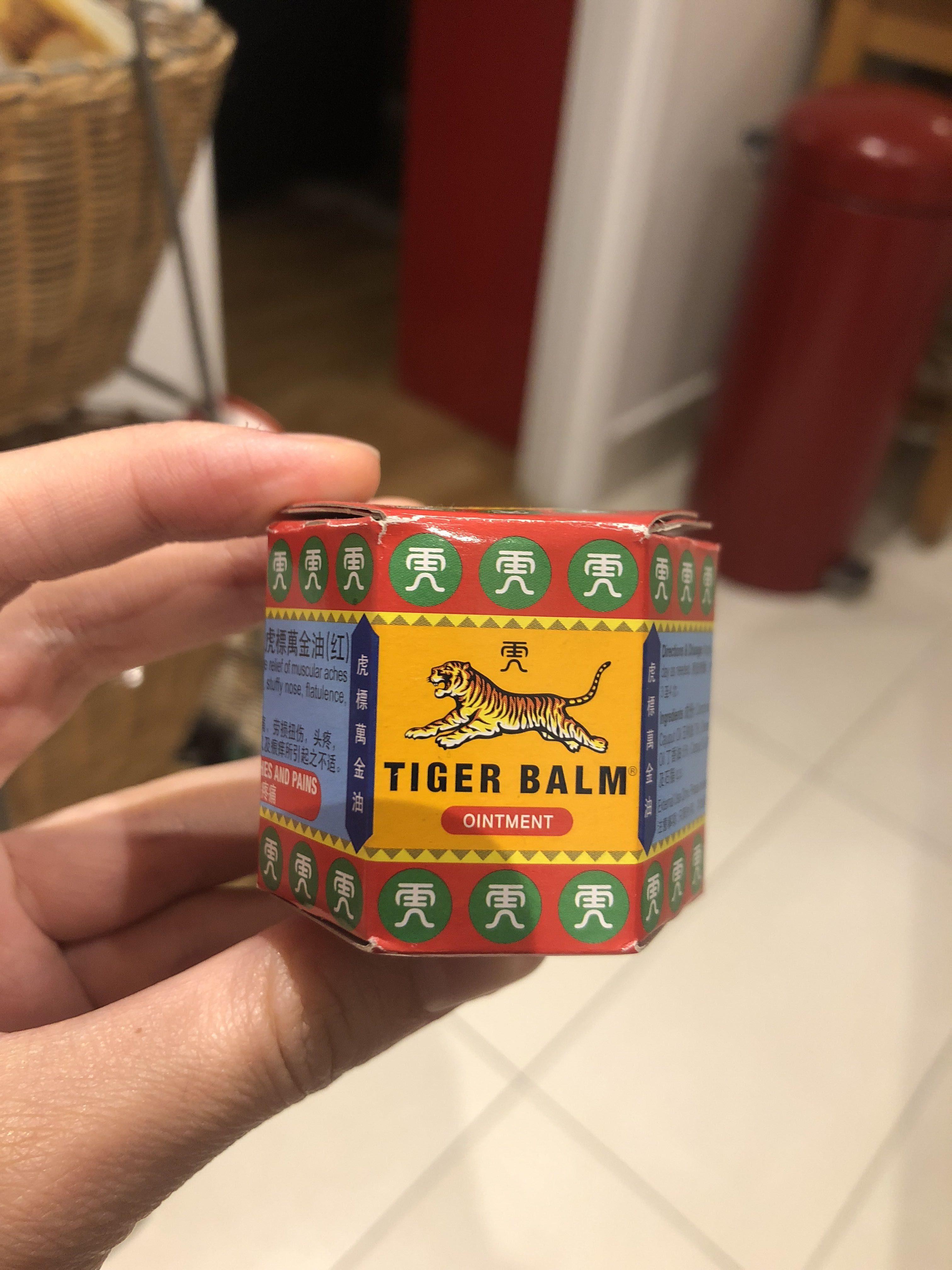 Tiger Balm - Produit - en
