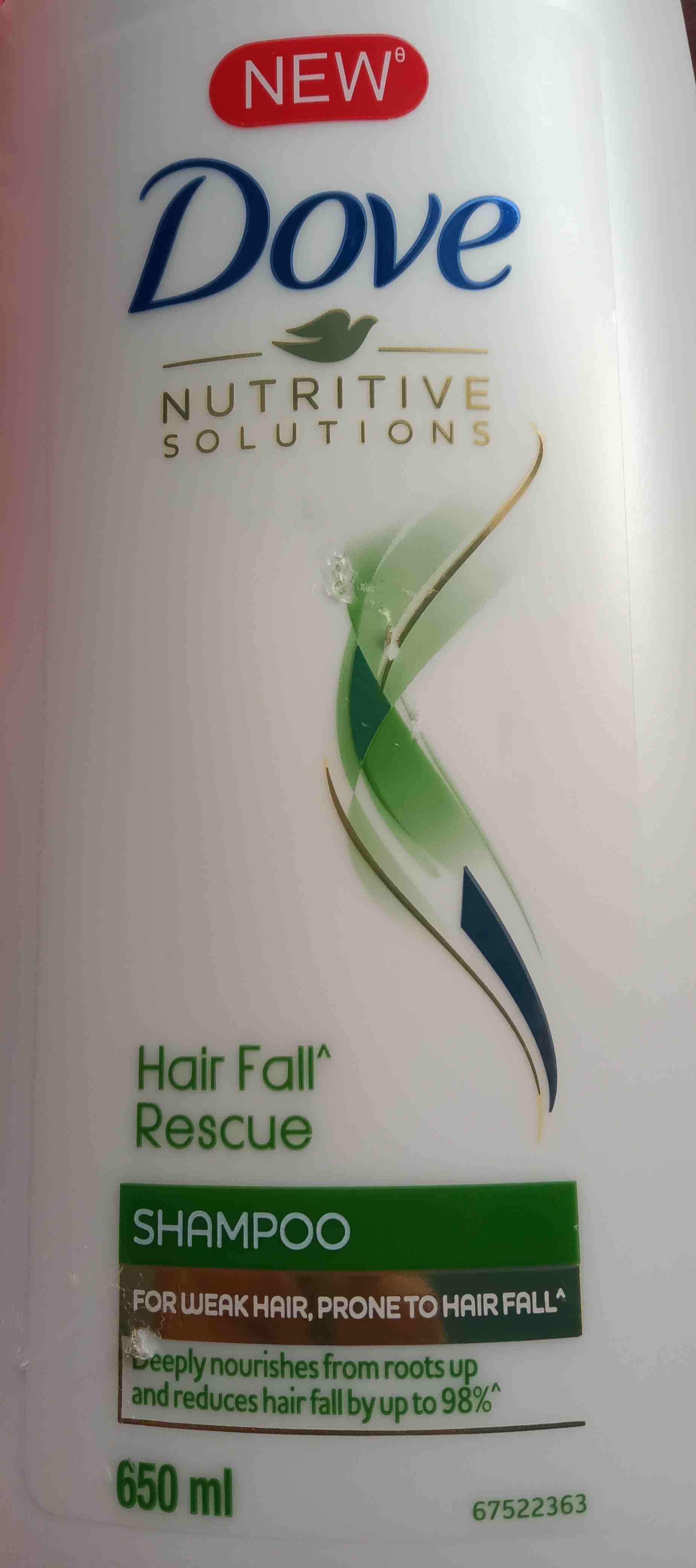 Dove shampoo - Product - en