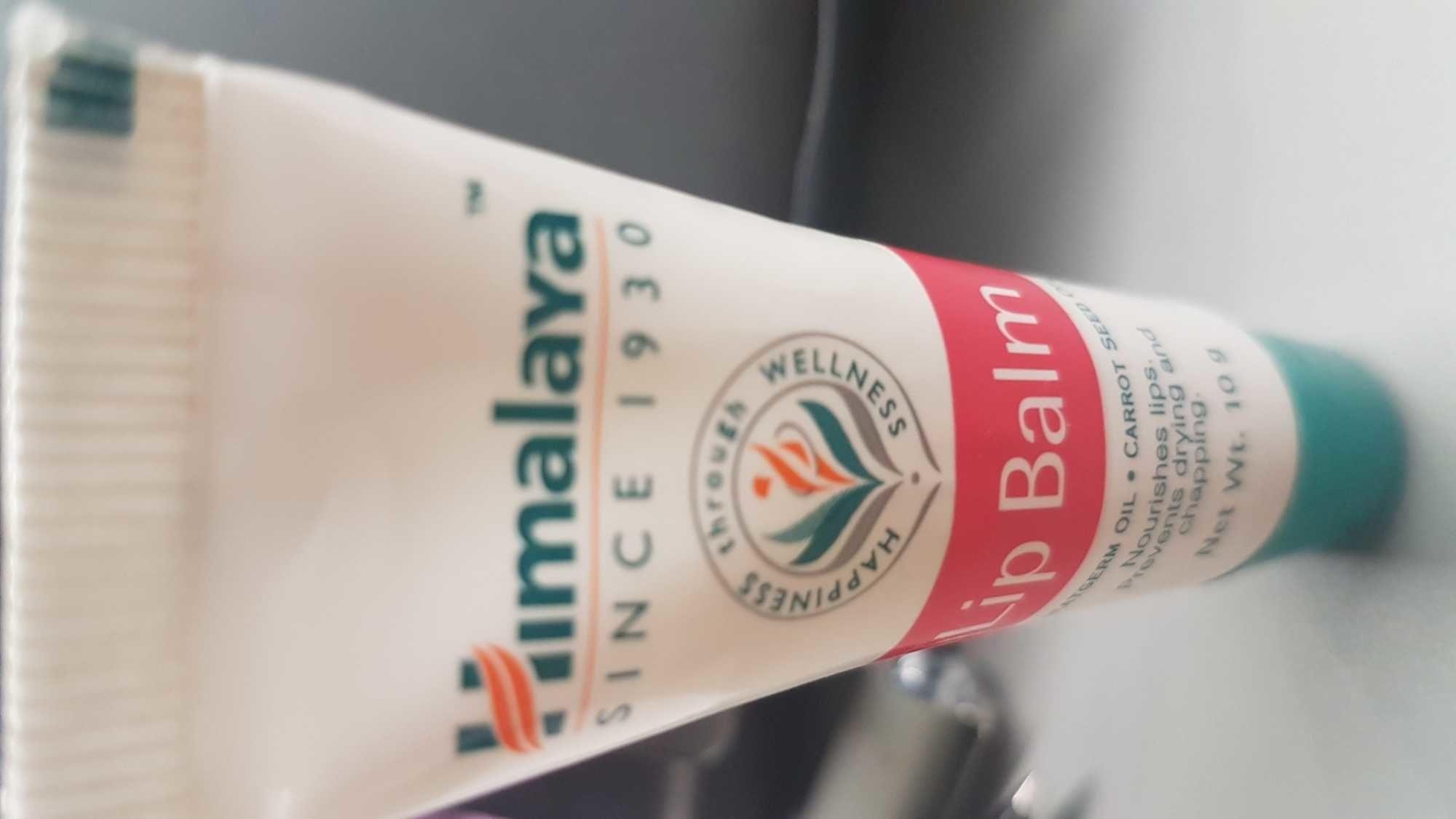 Lip balm - Product - en