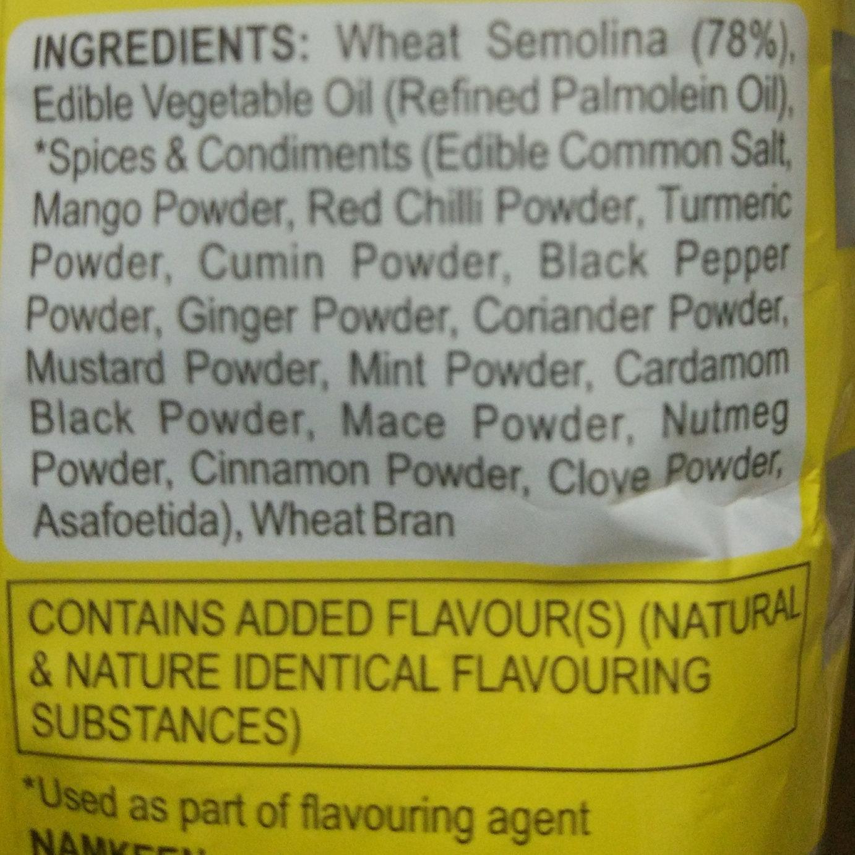 Natkhat Classic - Ingredients