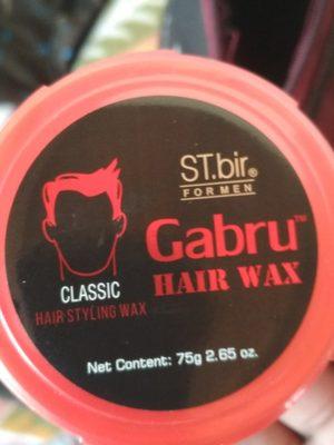 Gabru hair wax - Product