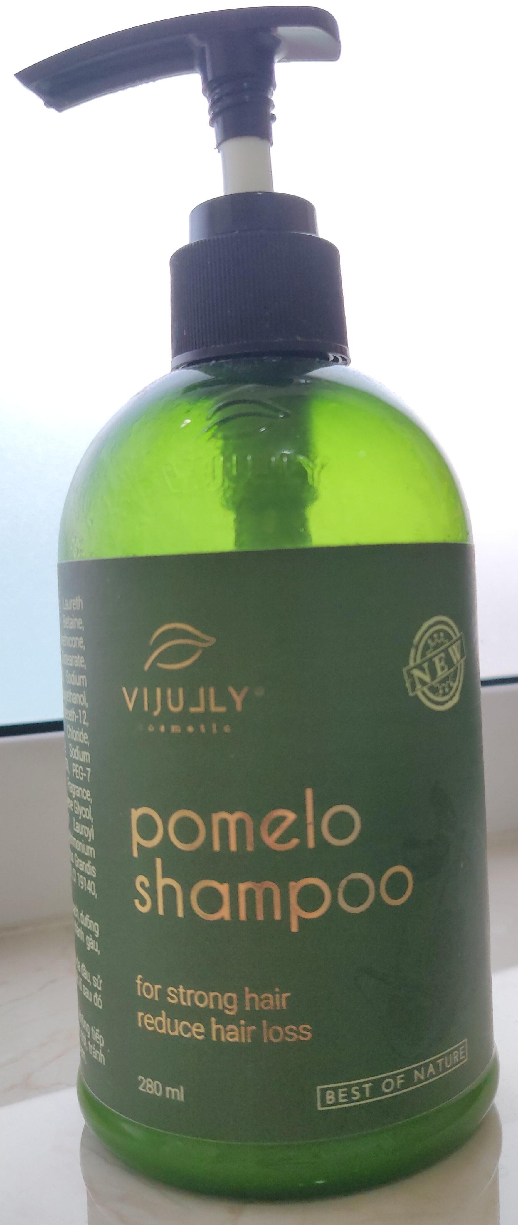 pomelo shampoo - Produit - vi